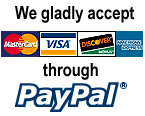 Pay with Paypal!